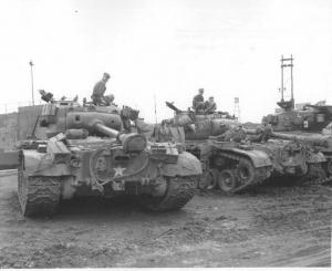 Танки Корейской Войны: Бронетехника США