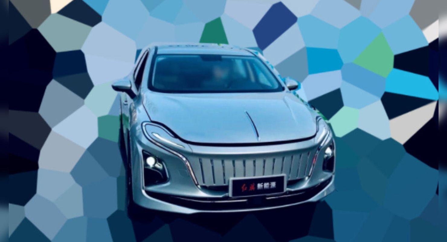 Конкурент Aurus выпустит электрическую версию седана Автомобили