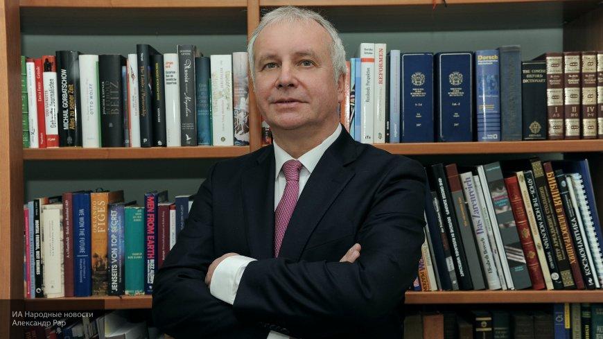 Александр Рар рассказал об усталости Запада от Украины.