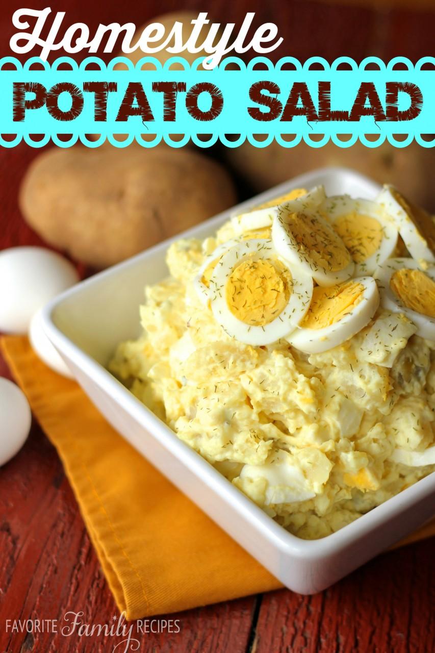 Бесподобно вкусный салат из картофеля, который с легкостью может заменить сытный ужин!