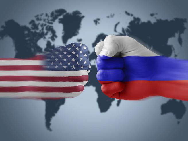 Глобальная стратегия России …
