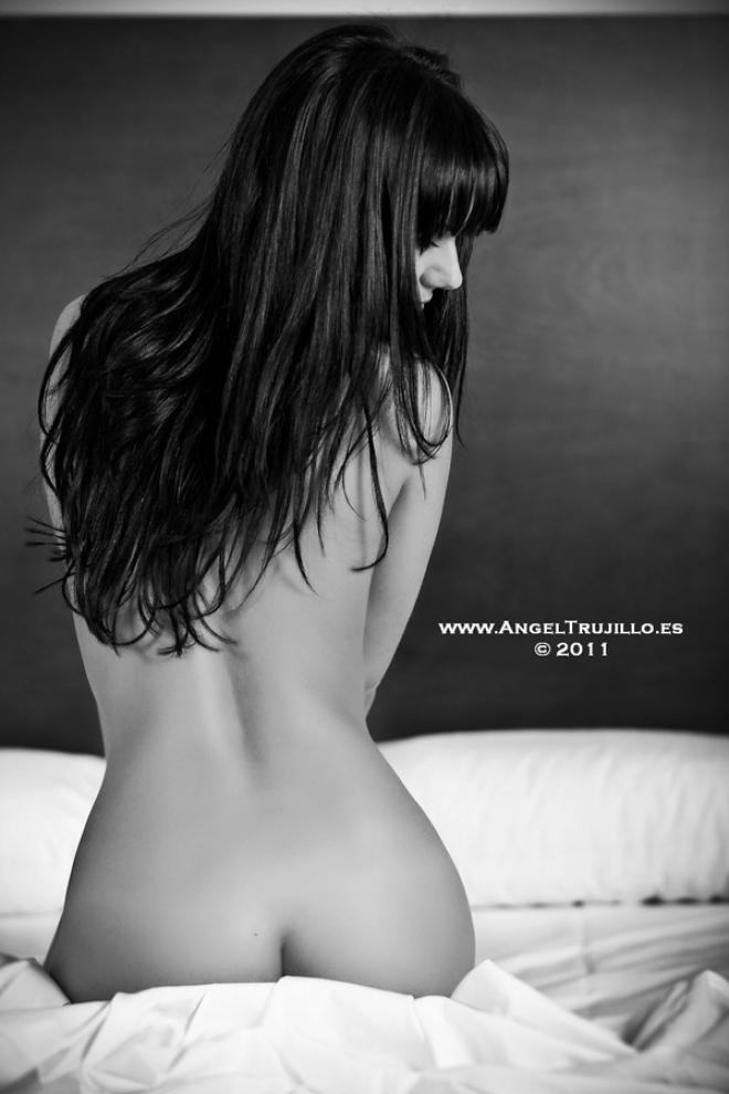 Красота женского тела в будуарной фотографии - 50 примеров - 41