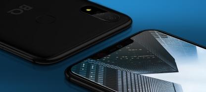 Новый флагман BQ-6200L Aurora оснащён искусственным интеллектом мобильные телефоны