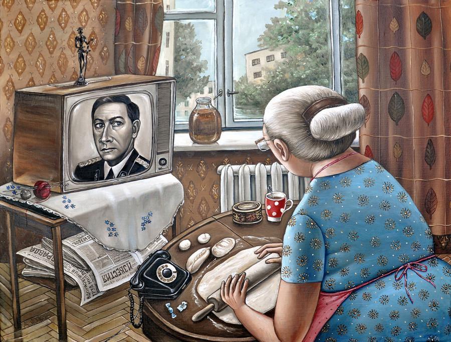 Смешные картинки из советского союза