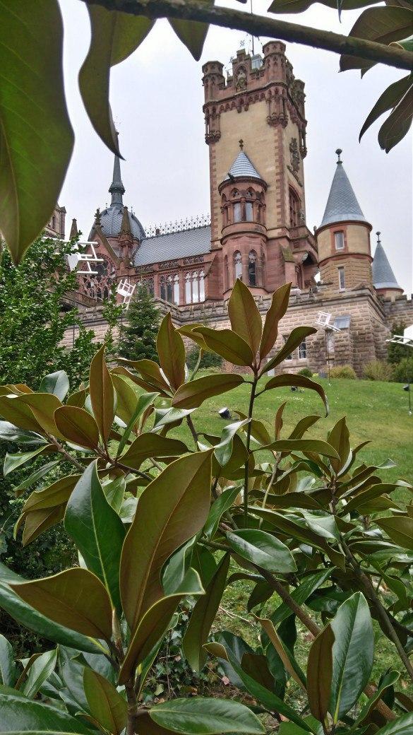 замок Драхенбург, Кенигсвинтер, Германия, Песнь о Нибелунгах, замок нибелунгов,