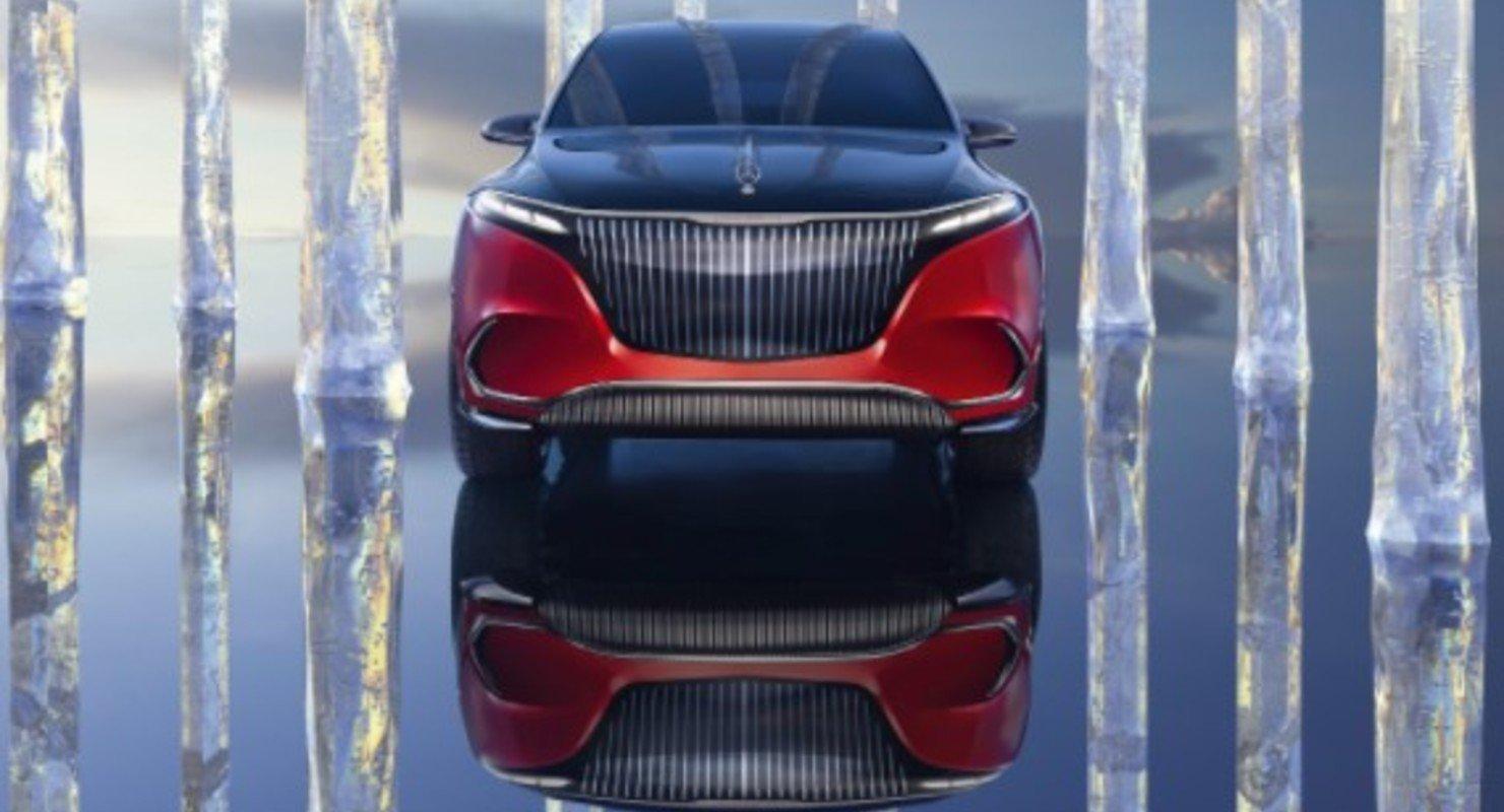 Новый электрический концепт Mercedes-Maybach дебютирует 1 декабря 2021 года Автомобили
