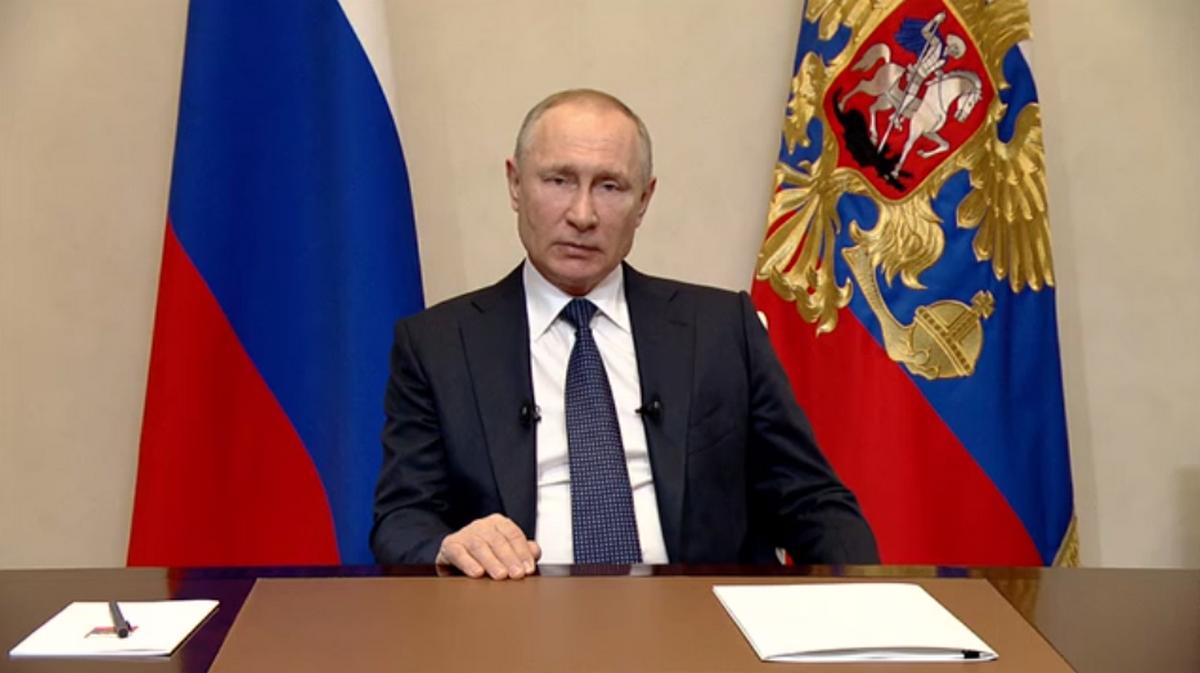 Путин подписал указ о весеннем призыве в армию