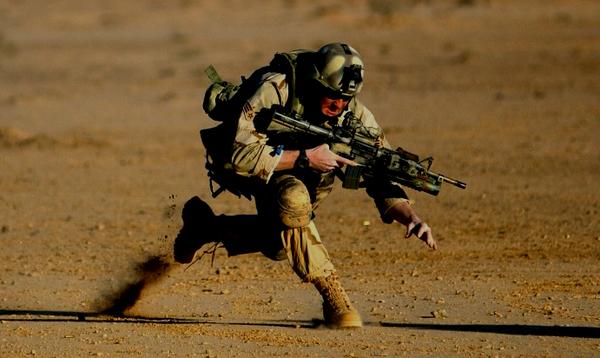 «Я благодарен русскому снайп…