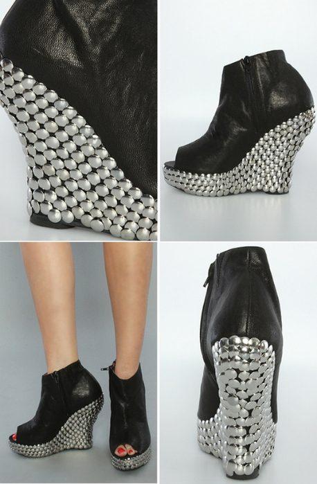 Идея модных туфель