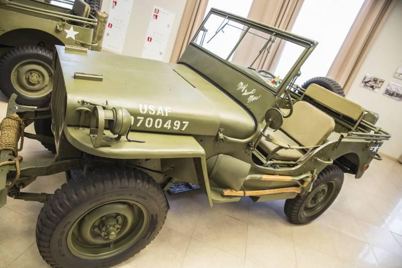 Другой ленд-лиз. «Willys МВ» как один из символов войны