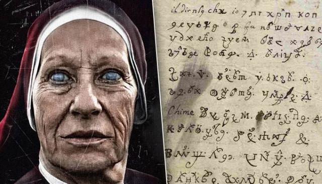 Письмо одержимой монахини