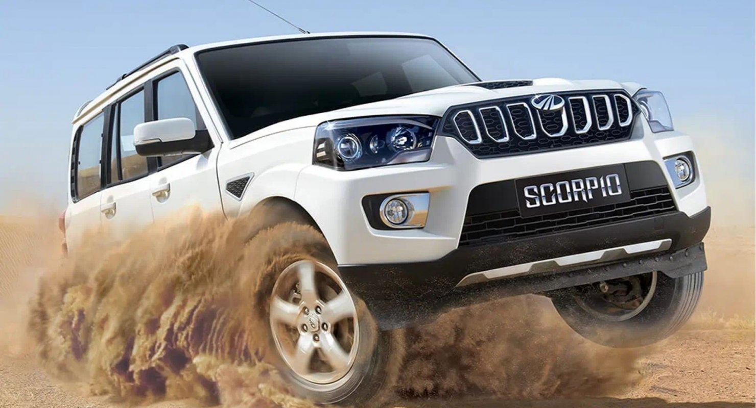 Mahindra Scorpio 2021 года запечатлели на тестах Автомобили