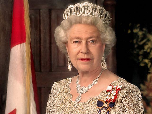 День рождения королевы Елизаветы II