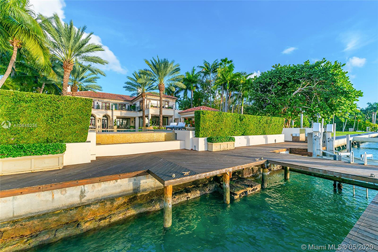 В гостях у Дженнифер Лопес и Алекса Родригеса: экскурсия по их новой вилле за 40 миллионов долларов в Майами Стиль жизни,Дома звезд
