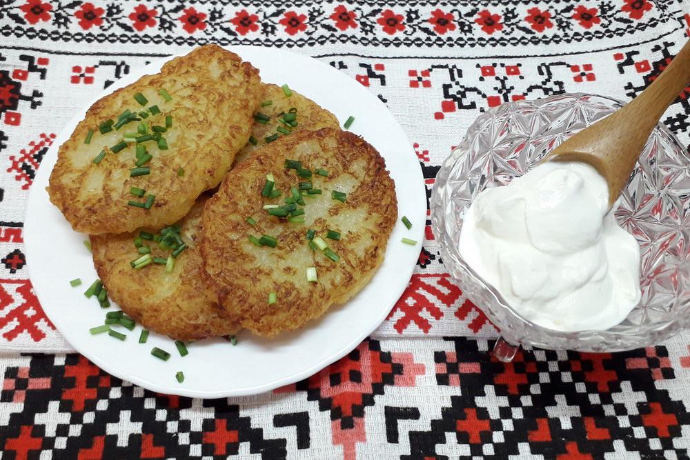 Рецепт настоящих белорусских…