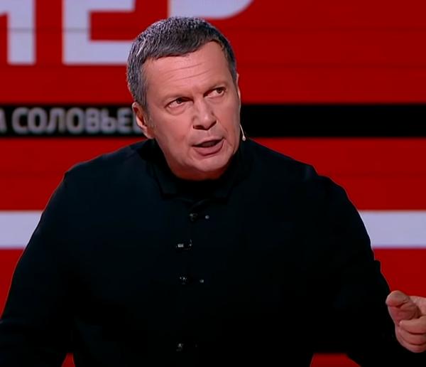 Соловьев напомнил Трюхану о военной мощи Украины и посоветовал учить историю