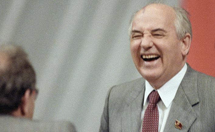 Всех денег в могилу не заберешь! За сколько Горби продал СССР