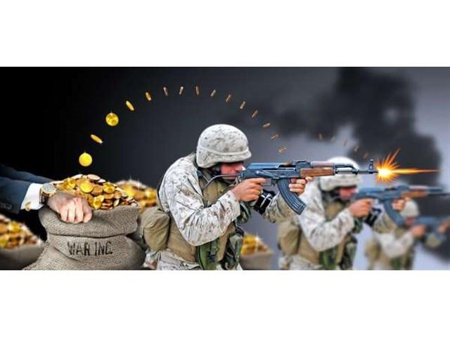 Нетрадиционная война, или Когда лягушку варят на медленном огне геополитика