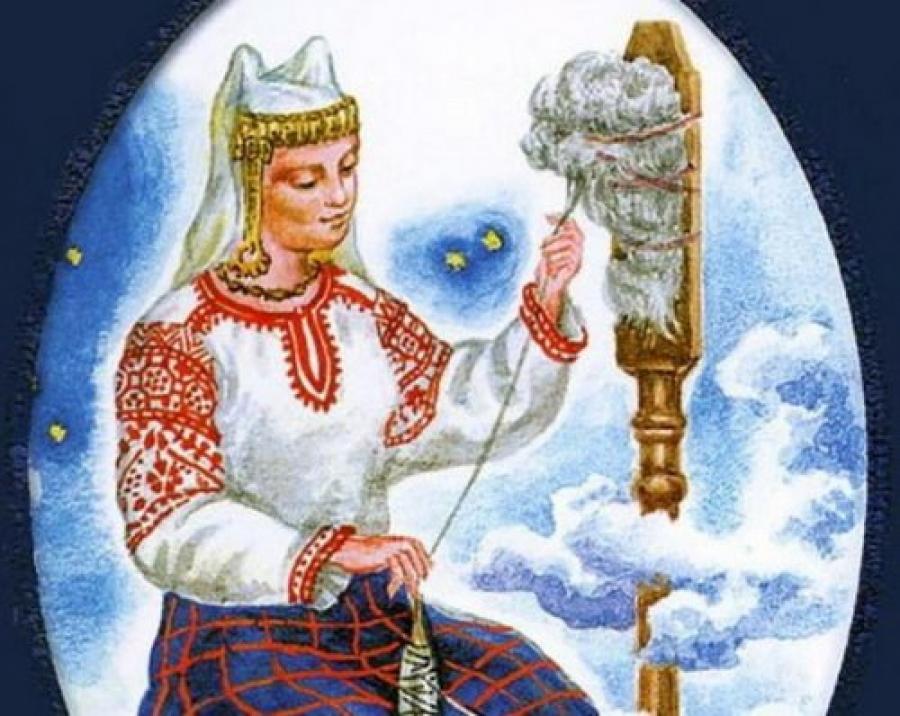 10 ноября - День богини Макоши