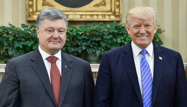 Возможно, даже пустят в кабинет: В Белом доме официально подтвердили встречу Порошенко и Трампа