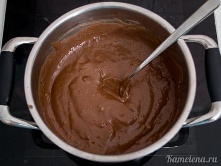 Шоколадное бланманже (постное) — 7 шаг