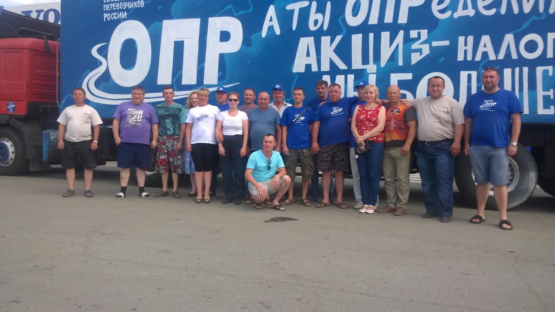 В Гатчине задержали дальнобойщика-члена ОПР, жаловавшегося на коррупцию на посту ДПС