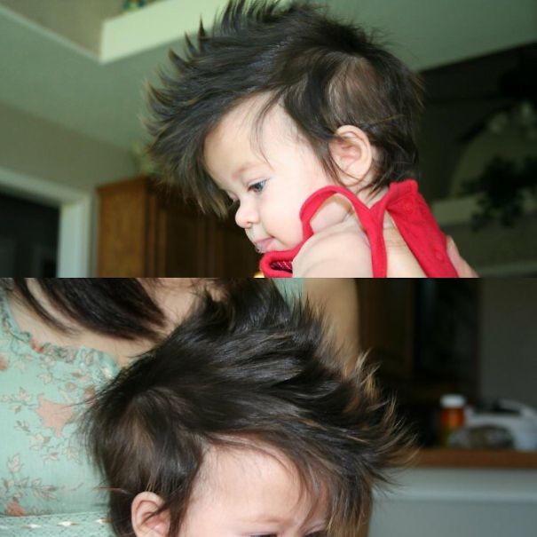 Ирокез. Во-первых, это красиво... волосатые, младенцы, смешные дети
