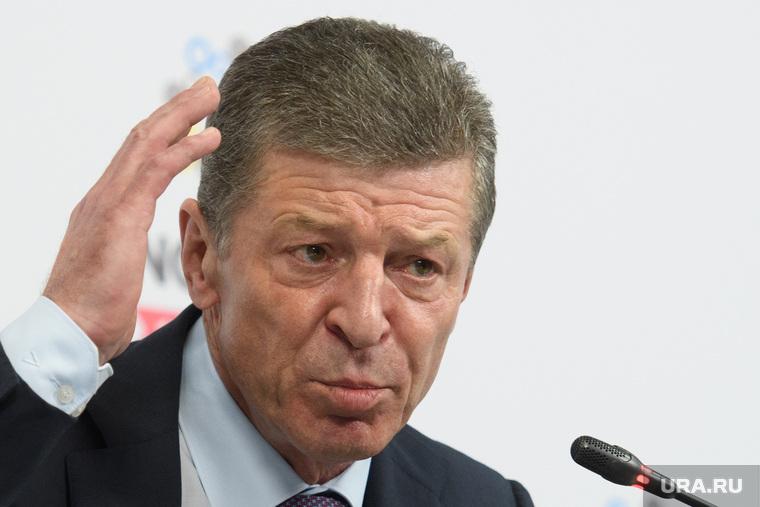 Путин назначил Козака, Орешкина и Мединского на новые посты