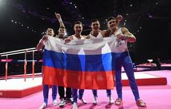 Сборная России выиграла перв…