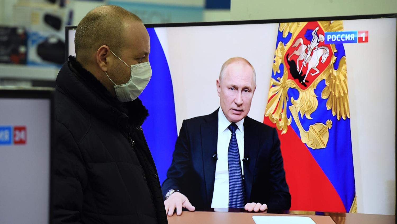 Россия в распаде