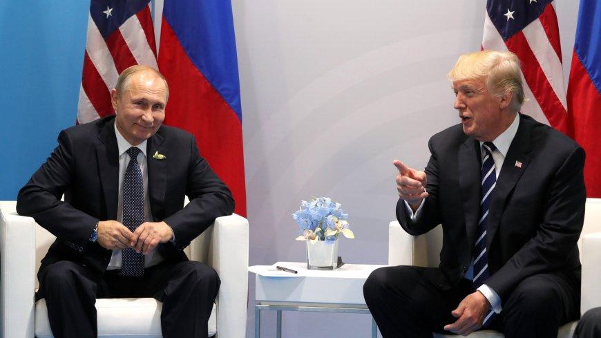 Трамп заявил о желании встретиться с Путиным уже в июле