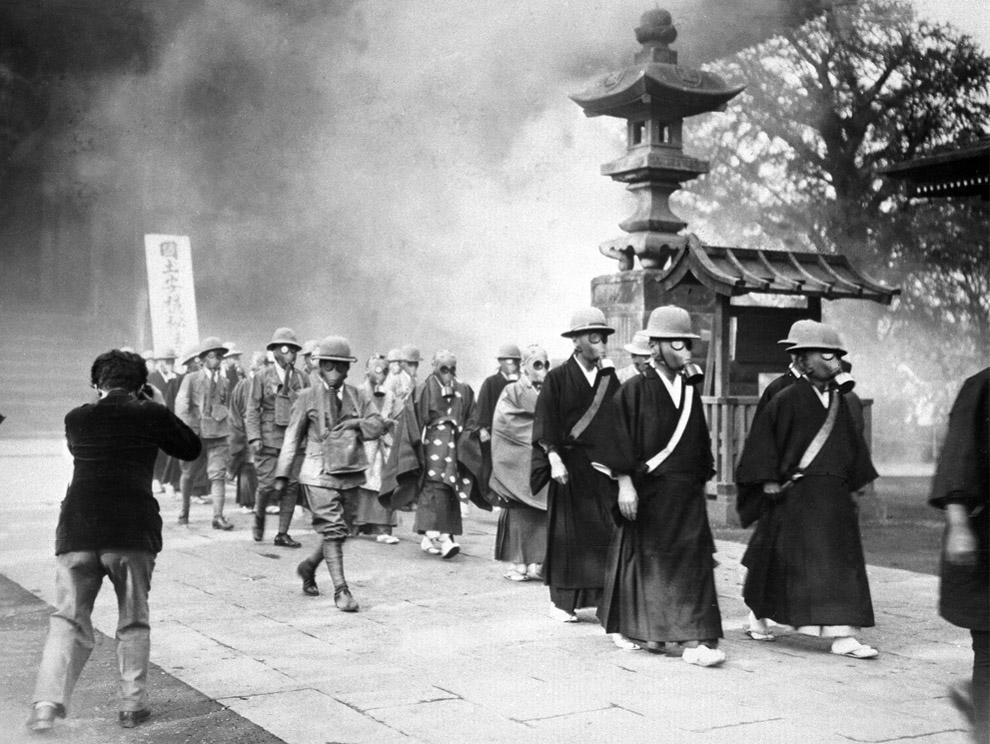 Фото японская оккупация азии в годы вов
