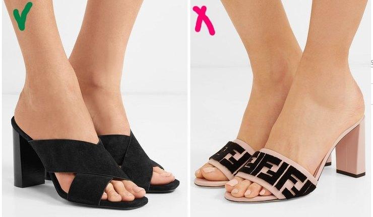 Летняя обувь в офисе: как избежать ошибок