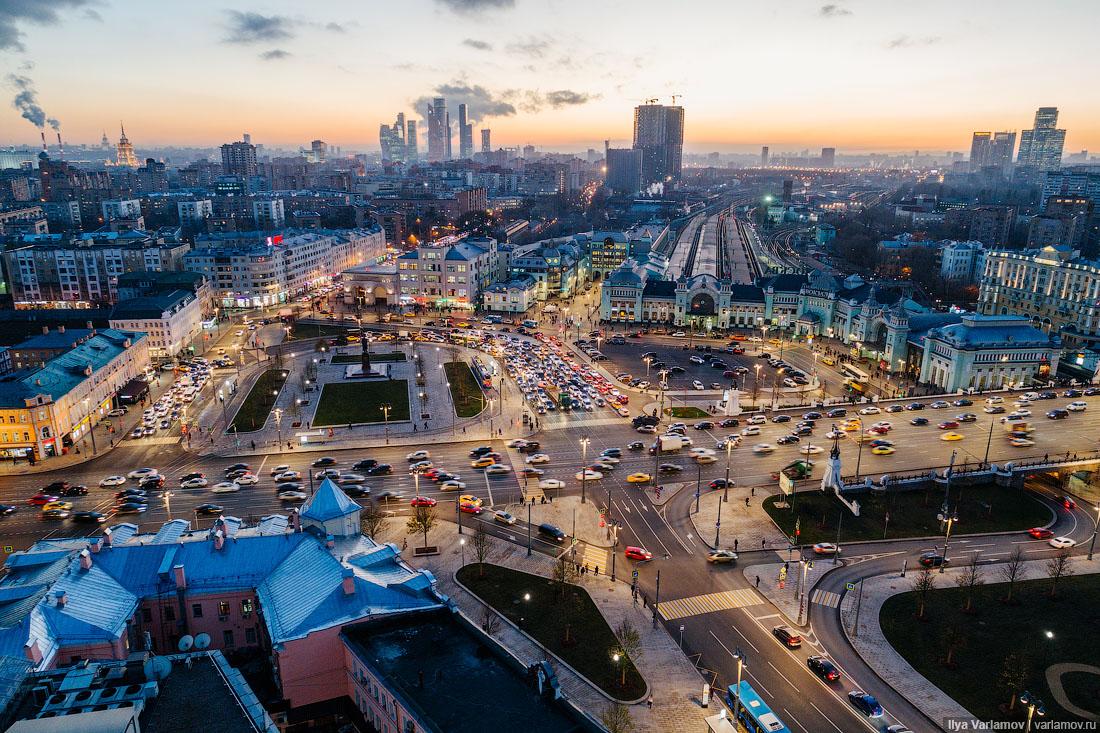 Рейтинг российских городов глазами британских СМИ