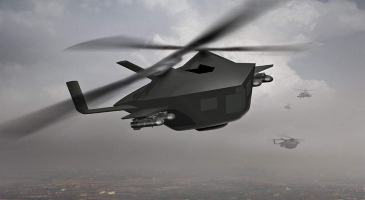 Американский вертолётный фак…