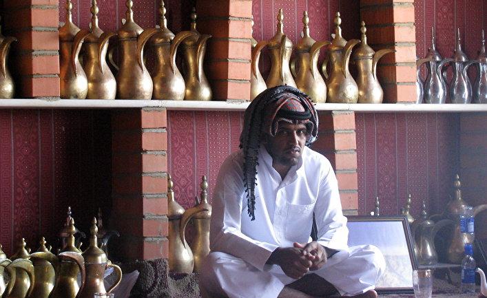Бокал «арабского вина»