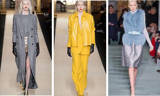 Модные цвета 2016 года - гармония между спокойствием и яркостью