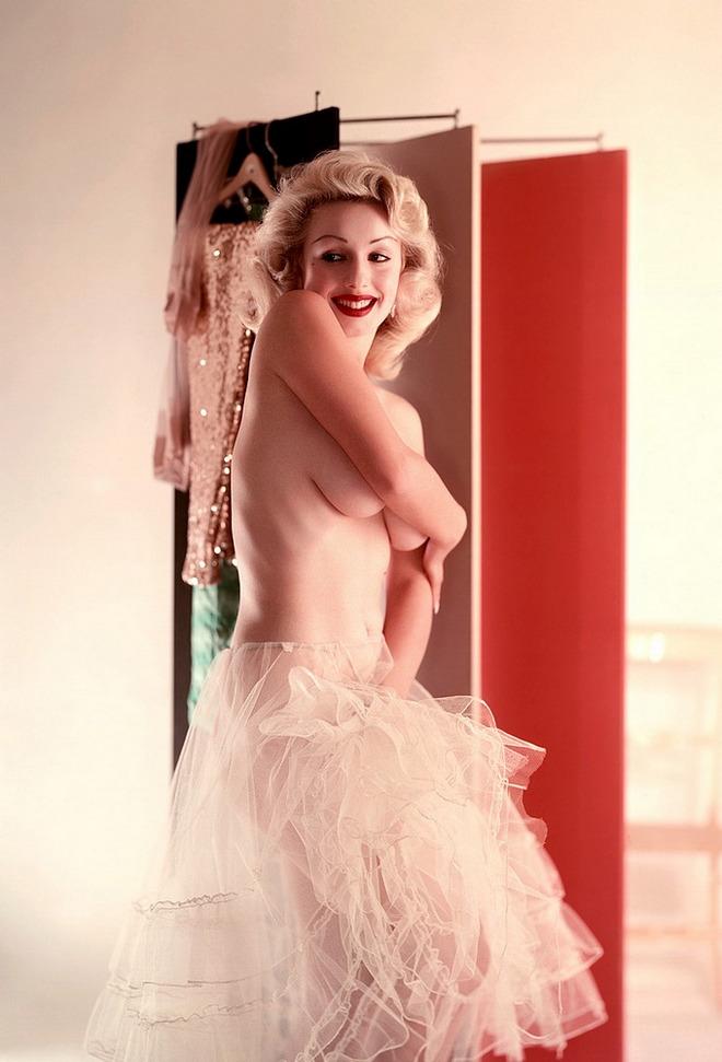 Gloria Windsor by Hal Adams 1957
