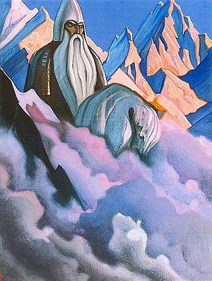 Тайны Эльбруса и золотого руна, поведанные Святогором