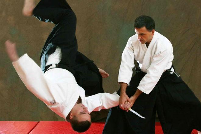 Айкидо против джиу-джитсу: сравнение в реальном бою