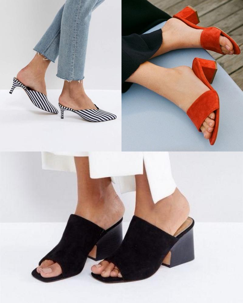 какой нос обуви в моде