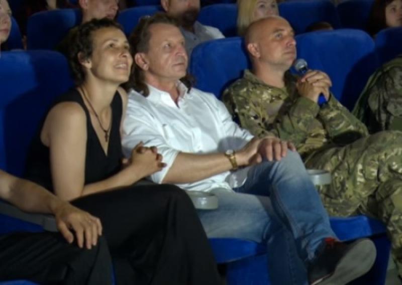 В Донбассе представили документальный фильм «Донецк – моя Спарта»