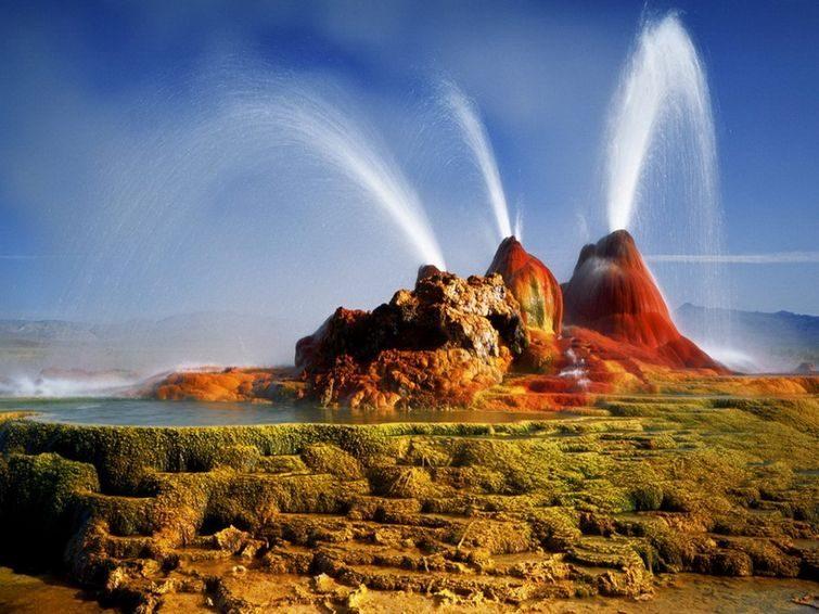 7 экзотических мест планеты, которые нужно увидеть своими глазами планета,природа,экзотика