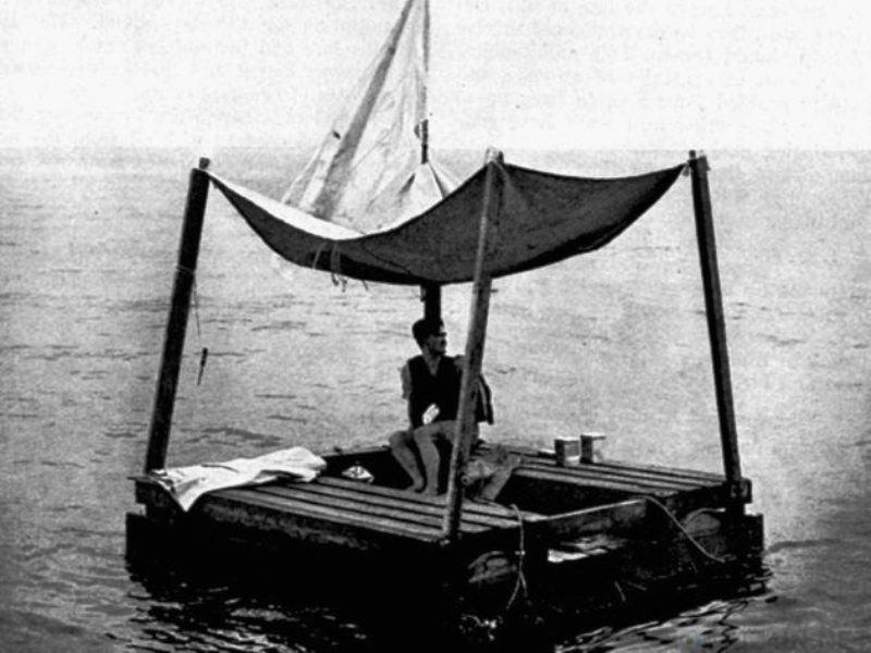 10 рассказов о людях, которых месяцами носило по морю