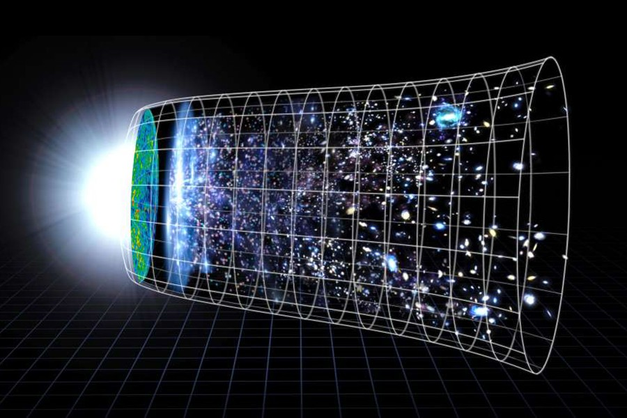 расширение вселенной картинки такое