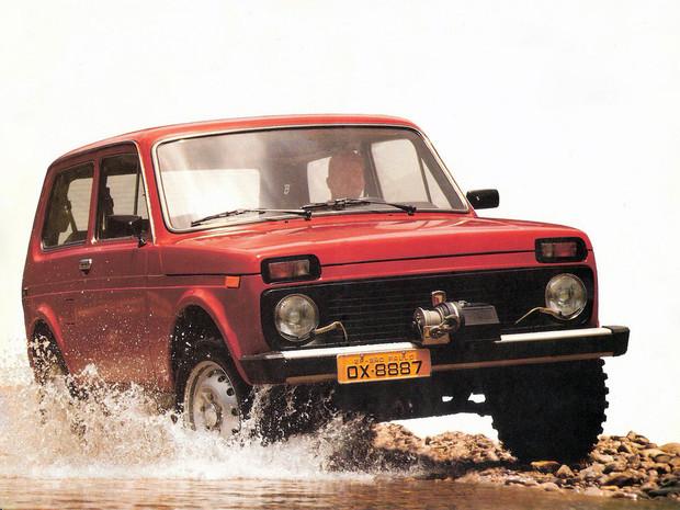 9 фактов о «Ниве», лучшем автомобиле СССР автомобиль,Россия