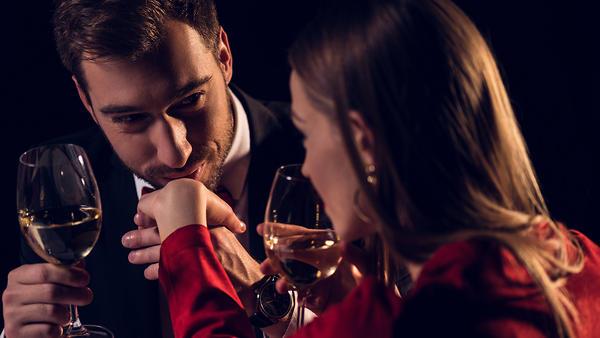Вечер страстных поцелуев