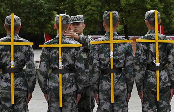 Самые суровые армейские тренировки со всего мира