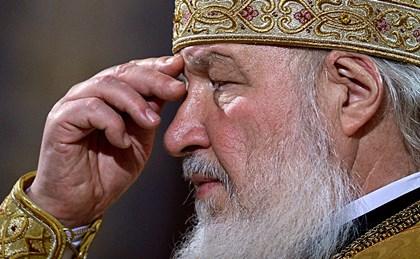 Патриарх Кирилл назвал священной войной операцию РФ против террористов в Сирии