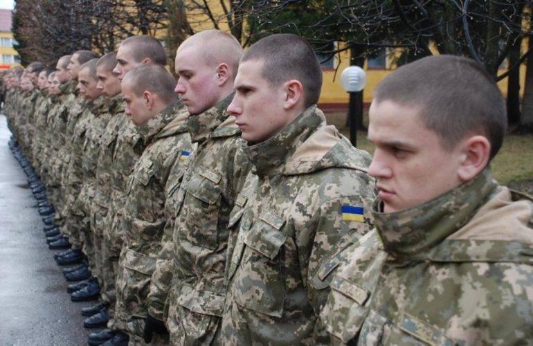 Киев не может решить, что делать с воинским призывом украина
